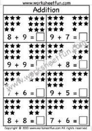 addition worksheet u2013 sums up to 20 u2013 three worksheets free
