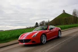 Ferrari California 2016 - tailor made ferrari california t shown in belgium