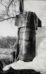 1961 Goldsboro B-52 crash