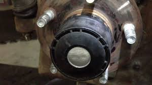 remove 1998 2000 ford ranger 4x4 pulse vacuum hub without the