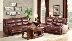 Burgundy Living Room Set Homelegance 8599bgd Risco Reclining Living Room Set In Burgundy