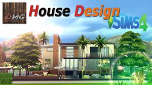 cool house designs the sims 4 house design tour modern tropicana youtube