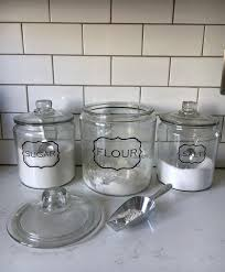 Glass Canisters Kitchen 5 Organizers Every Kitchen Needs Where To Buy Inspiration For Moms