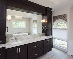 how to clean wood cabinets in bathroom cherry bathroom vanity with a finish cabinets