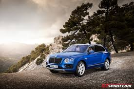 bentayga bentley 2017 bentley bentayga diesel review gtspirit