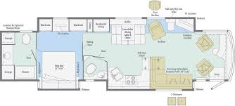 winnebago rialta rv floor plans optional washer dryer marvelous winnebago rialta rv floor plans