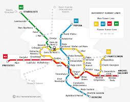 Romania Map Bucharest Subway Map Harta Metrou Bucuresti Romania Official