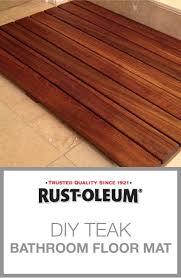 25 best teak flooring ideas on wood floor bathroom