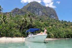 lexus van from puerto princesa to el nido el nido palawan travel guide and travel information
