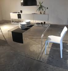 Tavolo Lago Air Wildwood Prezzo by Kartell Table Invisible Design Kartell Tables Discounted