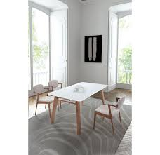 Dining Tables Canada Zuo Modern Coconut Grove Dining Table Walnut White Disc