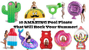 Amazon Pool Floats 10 Amazon Pool Floats That Will Rock Your Summer Fancy Shanty