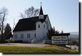 wedding chapels in tennessee serenity point wedding chapel pigeon forge tn chapels
