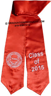 customized graduation stoles custom graduation sashes custom graduation stoles