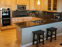 Kitchen Design With Bar Kitchens Remodeling Design Ideas And Decor By Mariamartistyle
