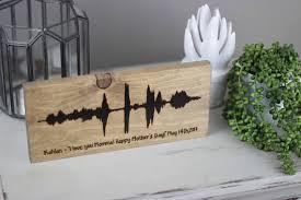 personalized sound wave custom soundwave lover