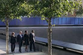 Barack And Michelle Obama U0027s by 100 George W Bush 11 September President George W Bush