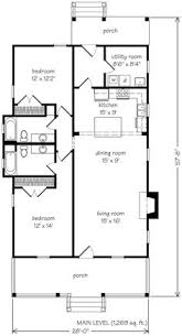 open loft house plans floor plan of a frame vacation house plan 99961 wow