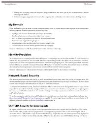 Salesforce Administrator Resume Examples by Salesforce Administrator Security Implementation Guide 2014