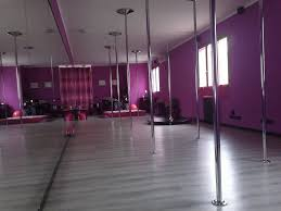 that pink is more of a clothing than decor imho dance rooms pole
