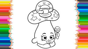 dum mee mee coloring pages shopkins coloring book children