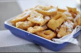recettes cuisine facile recette de beignet de carnaval facile rapide
