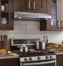 30 Inch Kitchen Cabinets Ge Pvx7300sjss 30 Inch Under Cabinet Range Hood With 400 Cfm 4