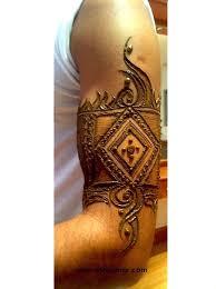 best 25 henna tattoos for guys ideas on pinterest mens armband