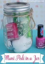 cheap mothers day gift ideas s day gifts in a jar pedi in a jar more