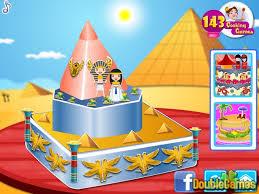 Wedding Cake Games Egyptian Princess Wedding Cake Online Game