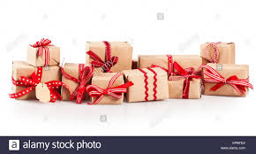decorative bows large pile of christmas gifts with decorative bows with