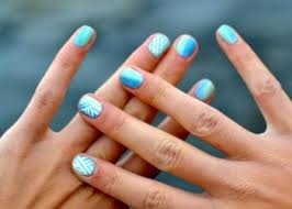 easy nail polish designs at home trend manicure ideas 2017 in