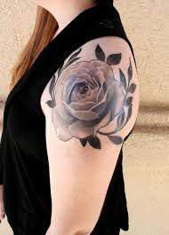 jeff norton tattoos tattoos flower black and grey rose