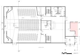 updated building drawings cedar ridge church of christ
