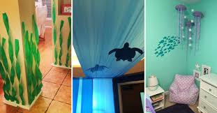 the sea decorations stunning the sea decorating ideas kids would