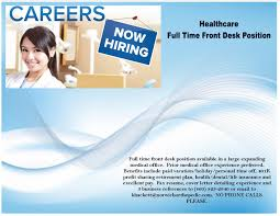 front desk jobs hiring now now hiring front desk position and many others currently open for