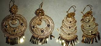 folklorico earrings aretes de filigrana oaxaca baile regional baile folklorico