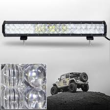 30 led light bar combo 5d 20 inch off road led light bar cree led 126w 30 degree spot 60