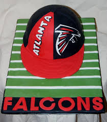 Decorative Cakes Atlanta Atlanta Falcons Cake The Sisters Cakery Pinterest Falcons