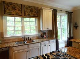 Small Kitchen Curtains Decor Contemporary Kitchen Curtains Ideas Small Kitchen Windows