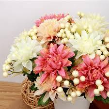 online get cheap dahlias wedding flowers aliexpress com alibaba