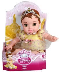 amazon disney princess baby doll belle style