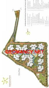 Livia Condo Floor Plan Livia Site Layout Singapore Property Review Fengshui Geomancy Net