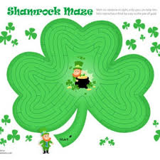 free st patrick u0027s day printables and activities for kids