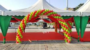 wedding arch kl 961 wedding arch balloon decoration services available in