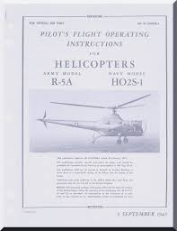 an 01 250hca 1 pilot u0027s handbook hup 1 and hup 2 helicopters