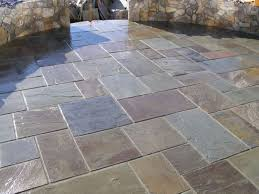 Slate Patio Designs Slate Patio Pictures And Ideas