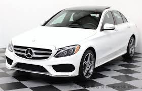amg mercedes 2015 2015 used mercedes 51 245 msrp c300 4matic amg sport awd