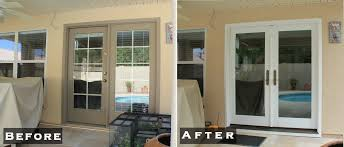 Patio Doors With Venting Sidelites by French Doors Krasiva Windows And Doors