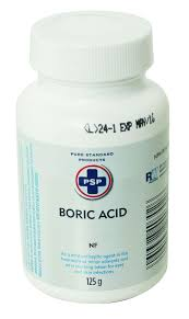 buric acid buy p s p boric acid nf mild antiseptic 125 g from value valet